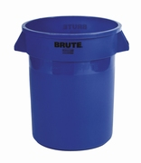 Ronde Brute container 75,7 ltr, blauw
