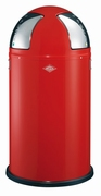 Push Two, Wesco 55 ltr, rood