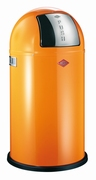 Pushboy, Wesco 50 ltr, oranje