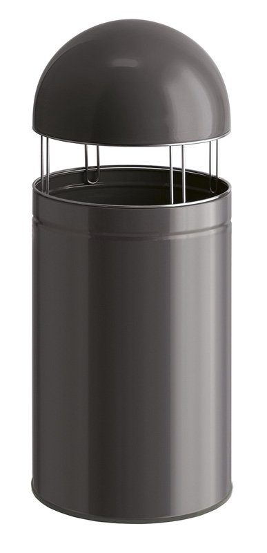 Big Cap, Wesco 120 ltr, grafiet
