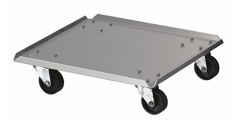 Dolly voor Carro 55 ltr aluminium