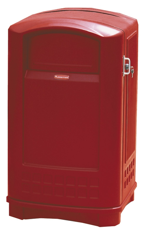 Landmark container 189 ltr rood