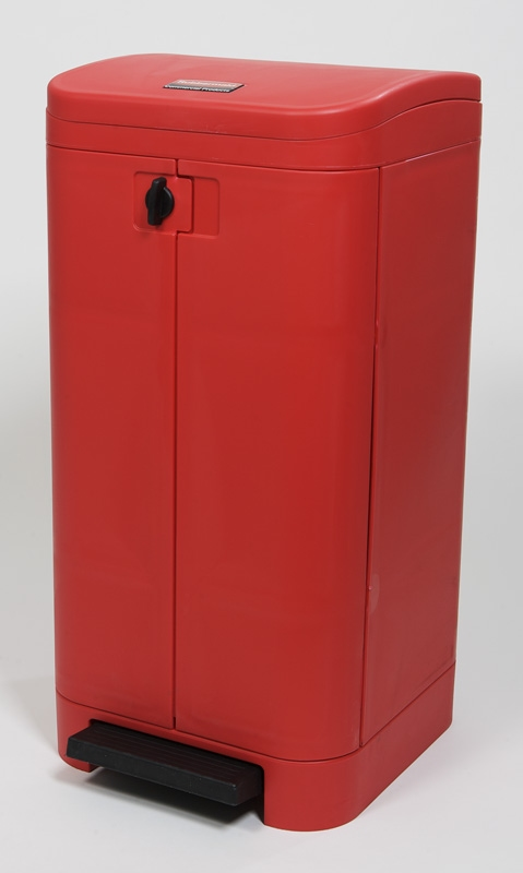 Step-On Best 100 ltr rood
